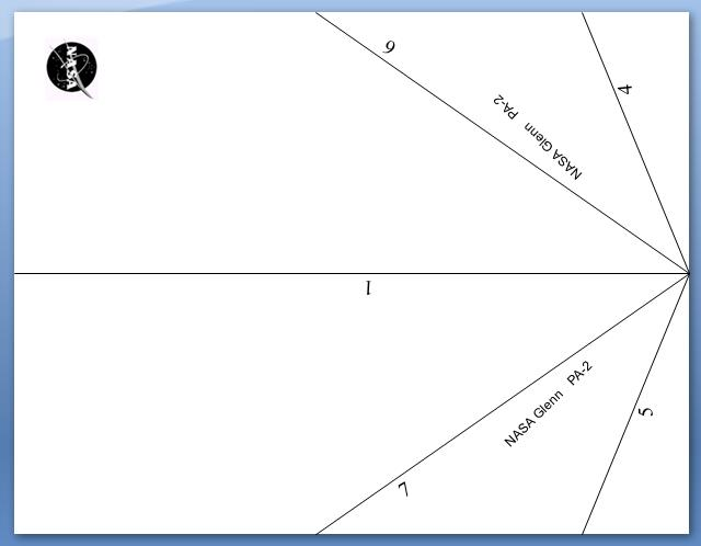 graphic relating to Printable Paper Airplane Template referred to as Paper Airplanes