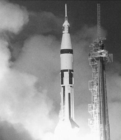 apollo spacecraft plugs out test - photo #27
