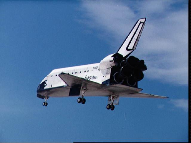 space shuttle landing rockets - photo #30