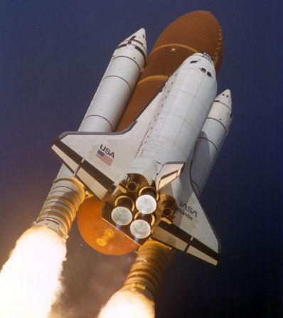 space shuttle rocket start - photo #46