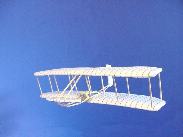 Models Of The Wright Brothers Aircraft 1900 1903