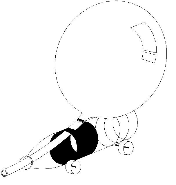 beginner u0026 39 s guide to propulsion  balloon rocket car  easy